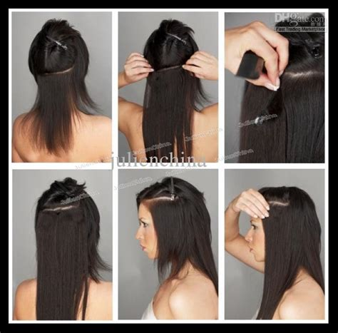 where can i buy clip in hair extensions 100 human hair extension clip in extension