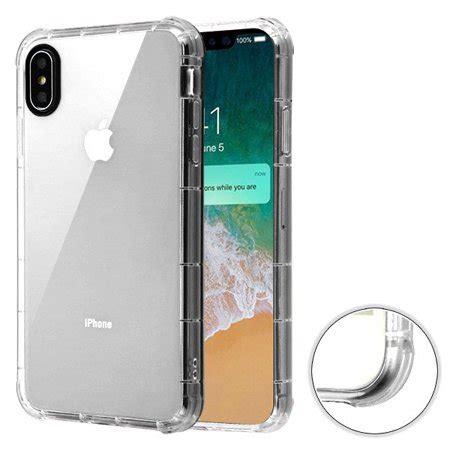 slim clear corner guard tpu for iphone xs max walmart