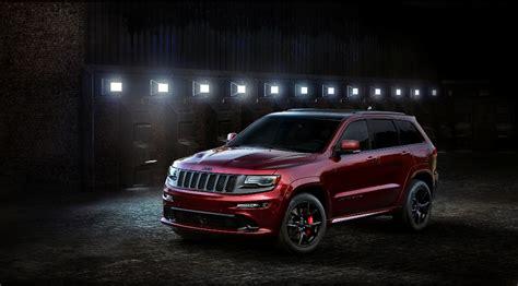 ford jeep 2015 2016 jeep grand cherokee srt night debuts at la auto show