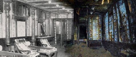 Titanic Wreck Interior by Pics For Gt Titanic Wreck Inside