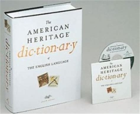 american heritage dictionary 4th edition american heritage dictionary of english language 4th