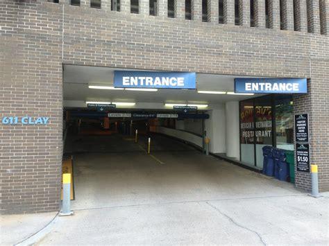 Houston Garage by Regency Parking Garage Parking In Houston Parkme