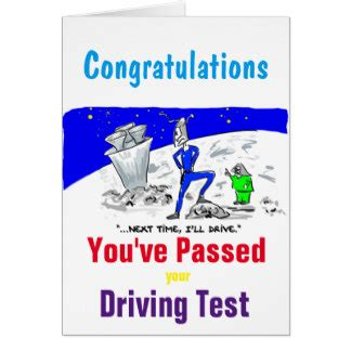 what to expect when doing your driving test aronbell cars passed driving test gifts on zazzle
