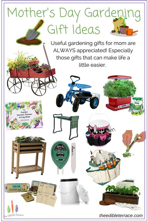 19 useful gardening presents for