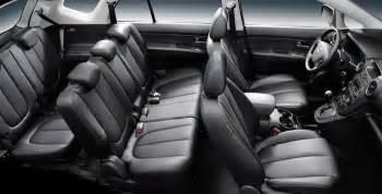 Kia 7 Seater Carens Best Mpg 6 Seater Autos Post