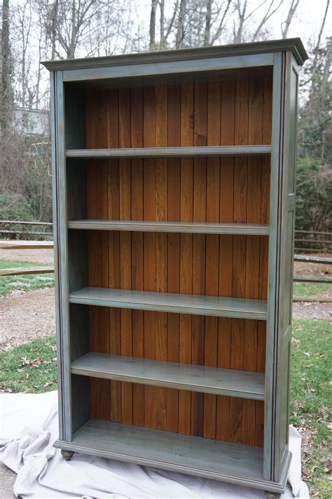 tall bookcase  custom built   shop