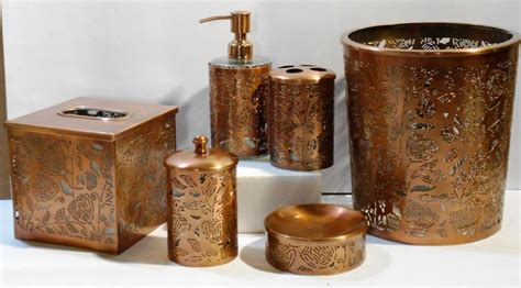 Copper Bathroom Accessories by Guest Bath Products Aida Co Aida Co