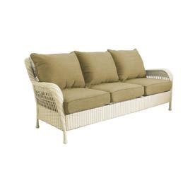 allen and roth park loveseat shop patio sofas loveseats at lowes