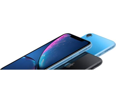 apple iphone xr 64 gb blue fast delivery currysie