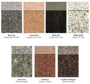 colors of granite 28 creative granite colors and names 2017 voqalmedia