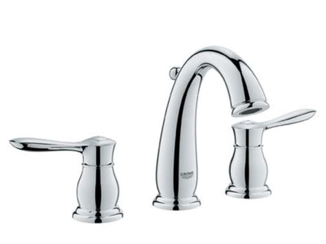Grohe Parkfield Kitchen Faucet by Grohe Parkfield Bathroom Faucets For Your Bathroom