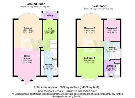 estate agent floor plans estate agents floor plan top floorplan colour house