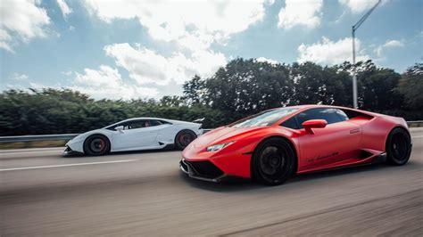 Lamborghini Murcielago Vs Gallardo Lamborghini Racing Aventador Vs Huracan Vs