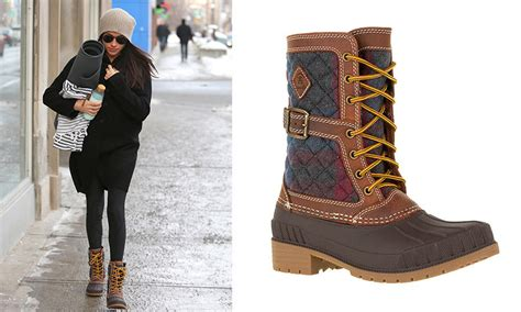 It Is Cold In Toronto Aka I Boots Wonderbalm by Get The Look Meghan Markle S Winter Boots