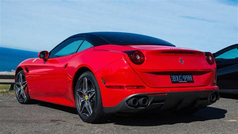 I Ferrari California by Ferrari California T Handling Speciale 2016 Review Carsguide