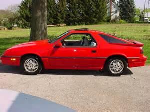 1988 Chrysler Daytona 88tonashelbyz 1988 Dodge Daytona Specs Photos