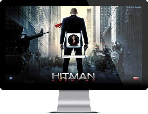 hitman themes for windows 10 hitman agent 47 theme for windows 10 and windows 7