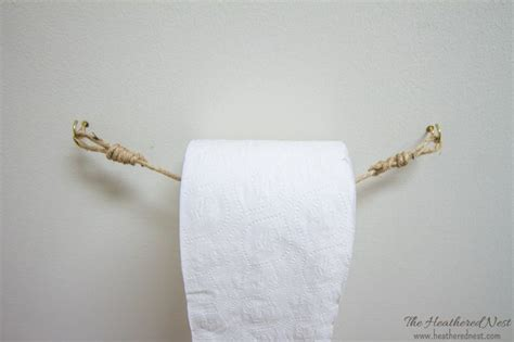 toilet paper holder diy diy and inexpensive toilet paper holder ideas back to