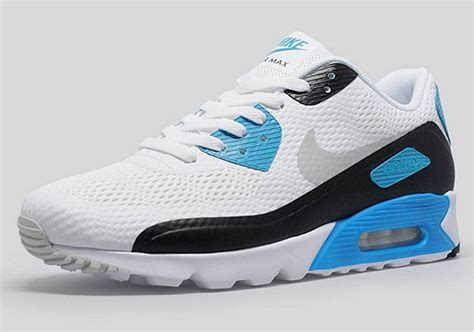 Nike Air Max Blue nike air max 90 ultra essential laser blue