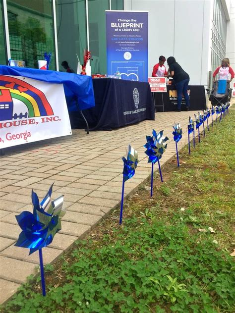 Clayton County Dfcs Office by Clayton County Hosts Child Abuse Prevention