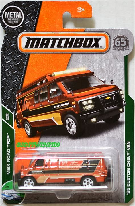matchbox chevy van matchbox 2018 mbx rescue hail cat 0008648 1 40