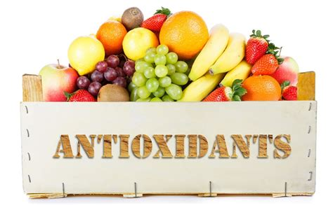 Antioxidants Detox The by Key Antioxidants To Include In Your Diet And Where To Find