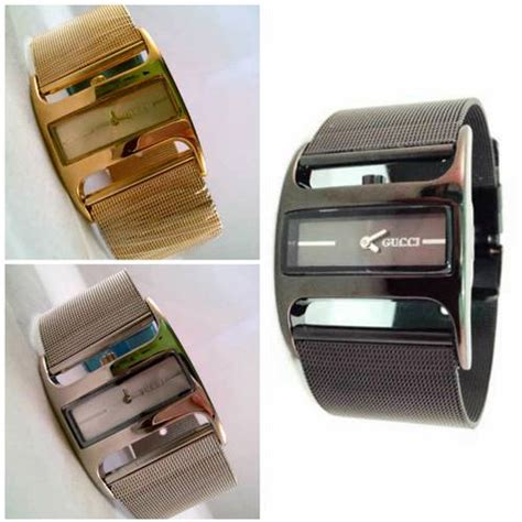 Jam Tangan Guc Ci Syahrini nurul farida aneka jam tangan cantik merk quot gucci quot