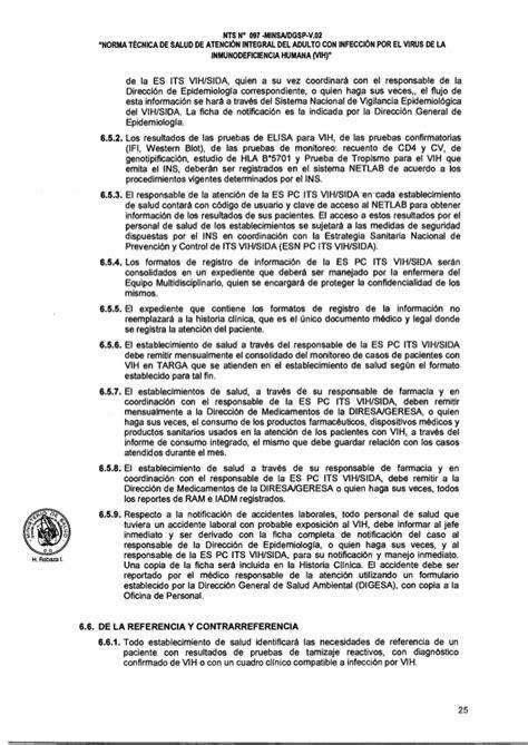 norma tecnica de vacuna vph minsa 2016 la norma tecnica de vacunacion en peru nts 097 minsa