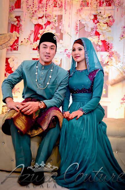 Baju Songket Khairul Fahmi Che Mat sensasi koleksi gambar majlis resepsi khairul fahmi che mat dan leuniey 5 jan 2013