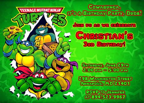 turtle invitation template excellent turtle birthday invitations