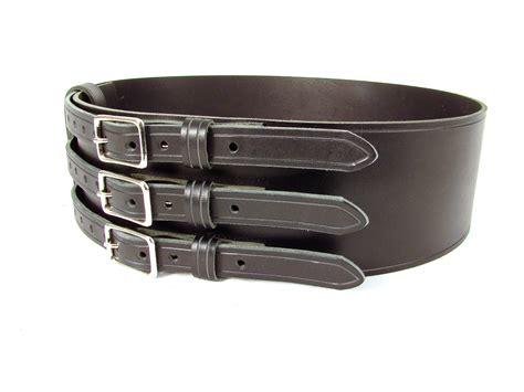 kilt belt black buckle belt brown buckle