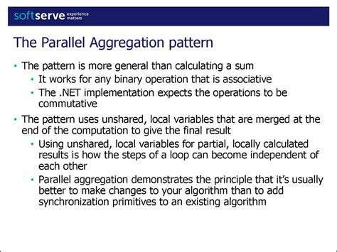 parallel patterns library book task parallel library data parallelism patterns