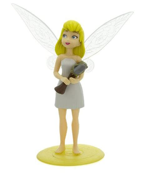 Figure Disney Tinkerbell Fashion disney newborn tinker bell doll figure set imported