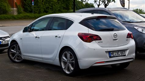 Image Gallery Opel Astra 2014 Latest