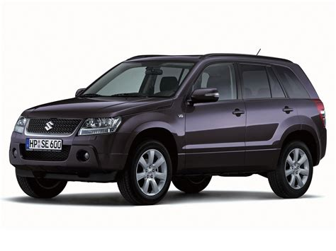Suzuki Grand Vitara Suzuki Grand Vitara 5 Doors 2008 2009 2010 2011 2012