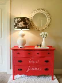 colorful dresser create a colorful chalkboard dresser hgtv