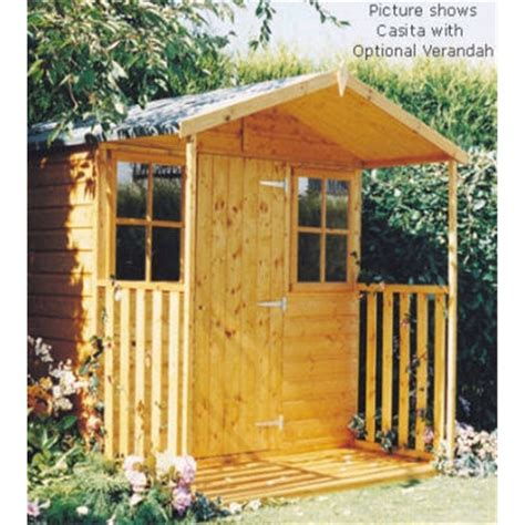 7 X 7 Garden Sheds by 7 X 7 Tongue And Groove Apex Garden Shed Optional
