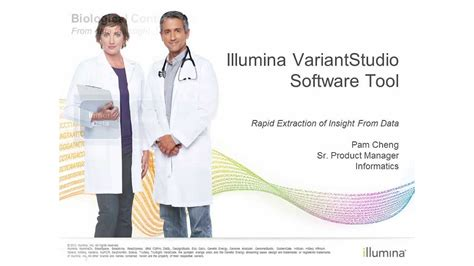 illumina software illumina variantstudio software tool
