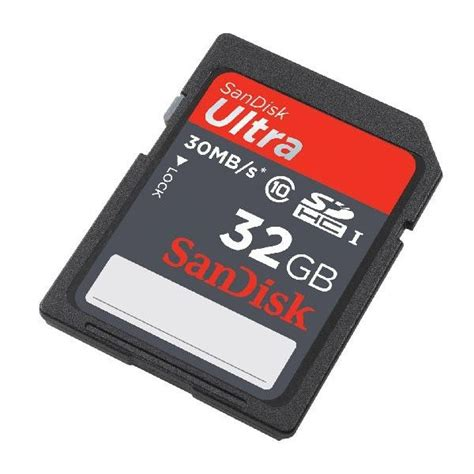 Microsd 32 Gb Sandisk Ultra Class 10 buy sd cards sandisk sdhc geheugenkaart ultra 32 gb class