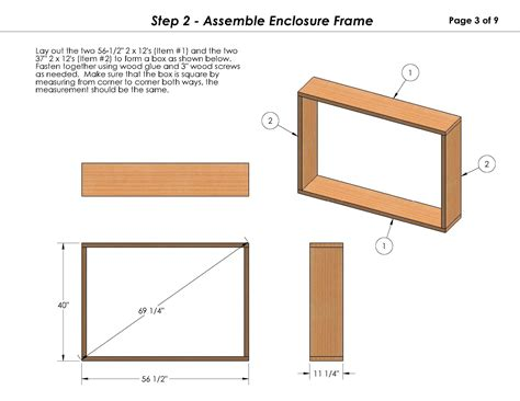 cabinet design plans free outdoor tv cabinet with double doors building plan diy