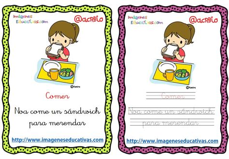 imagenes educativas verbos lectoescritura verbos de acci 243 n 20 imagenes educativas