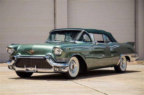 Is Cadillac An American Car by Cadillac Eldorado Biarritz 1957 Source 40s 50s