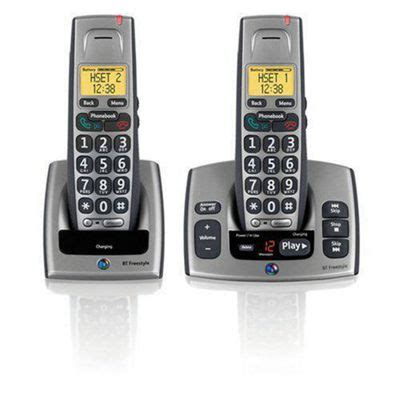 tesco mobile telephone number buy bt freestyle 750 cordless telephone from our all