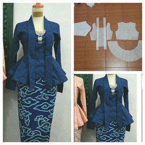 Kebaya Floy Kutubaru Bm 112 kebaya kutubaru kebaya modern kebaya patterns and batik dress