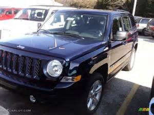 Blue Jeep Patriot 2012 True Blue Pearl Jeep Patriot Latitude 4x4 60379148