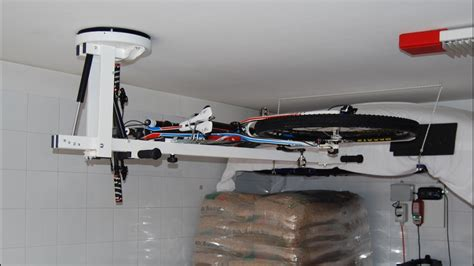 flat bike lift flat bike lift the ceiling hydro pneumatic bike rack