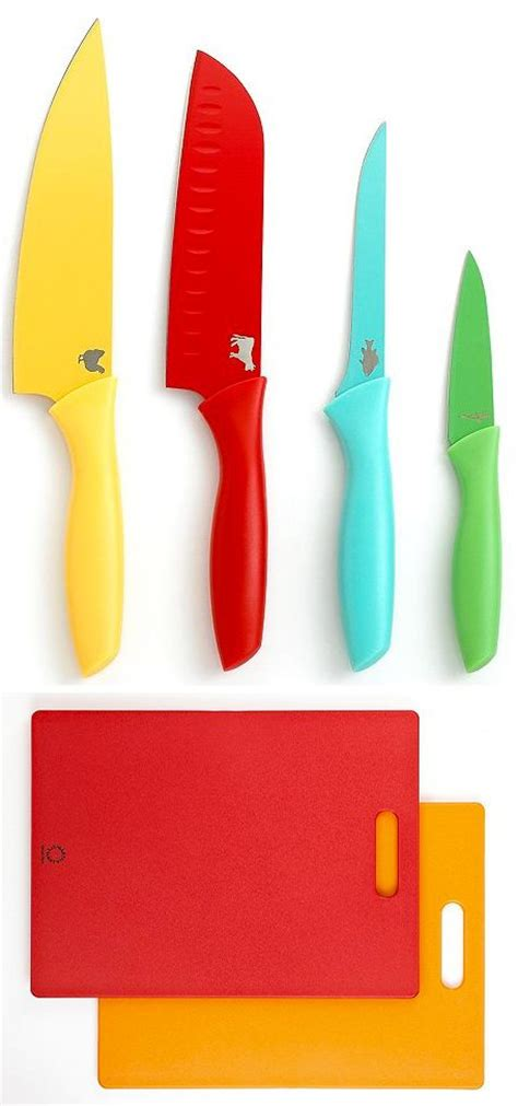 martha stewart collection color coded cutlery set of 4 17 best images about rainbow gifts inspiration on
