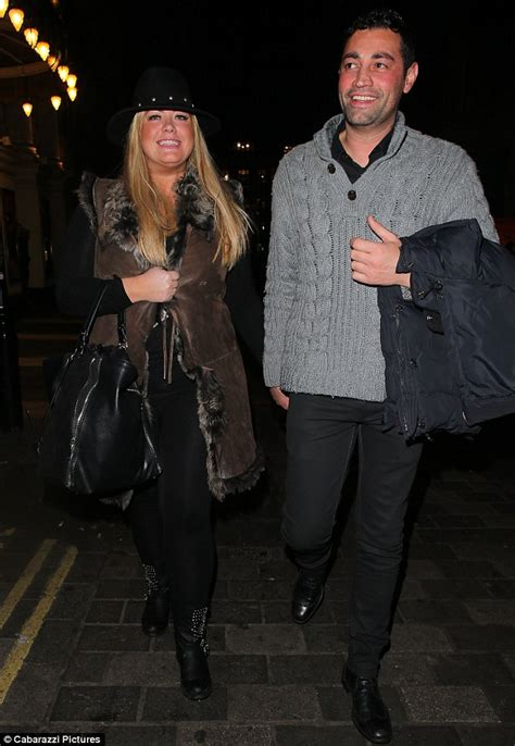 TOWIE's Gemma Collins and boyfriend Rami 'spotted shopping