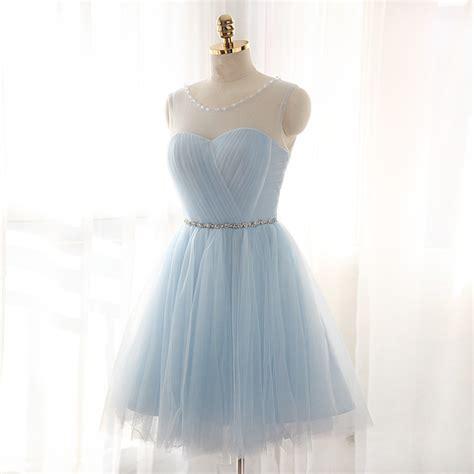 light blue bridesmaid dresses short solo dress light sky blue prom dress short prom dresses
