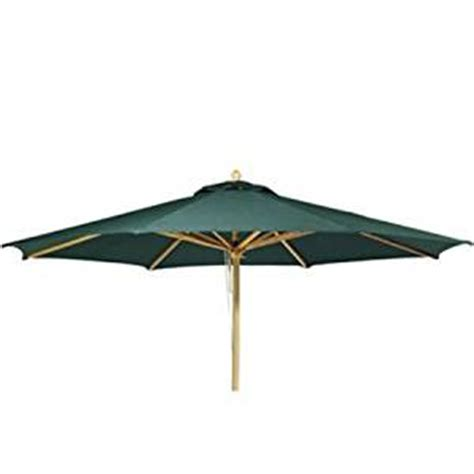 Patio Umbrellas B Q 9 Ft Umbrella Canopy Replacement Green Patio Umbrellas Garden Outdoor